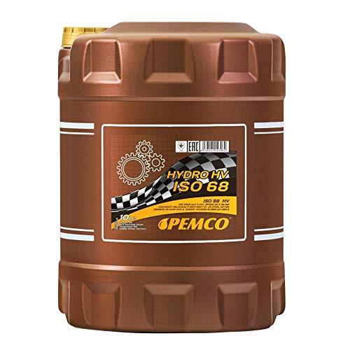 1 x 10L PEMCO Hydro HV ISO 68 / Hydrauliköl HV HF-2