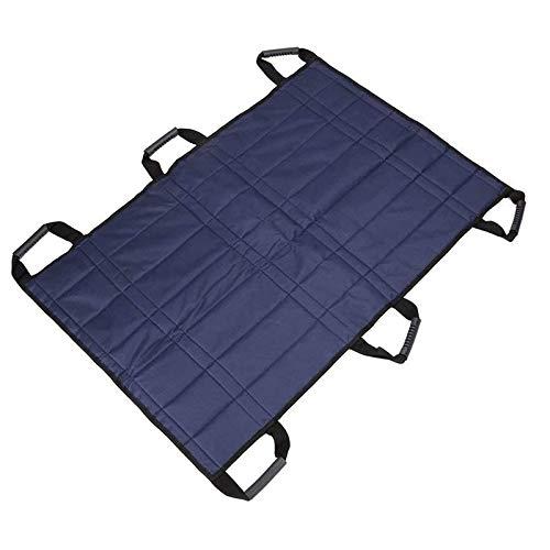 Z-SEAT Transferdecke mit Griffbett-Positionierungskissenblatt, Transfergurt für Patientenliftschlinge, sicheres Transferriemen, Hubgurt für Bewegungsunterstützung für Patie
