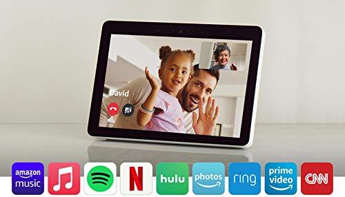 "Echo Show (2nd Gen) | Premium 10.1"" HD smart display with..."