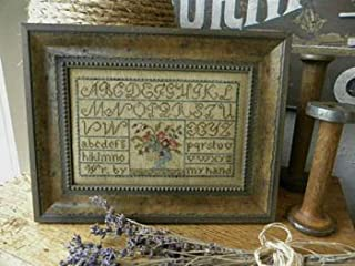 Painted Threads Sampler Cross Stitch Chart
