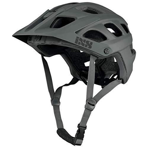 IXS RS Evo Mountainbike-Helm, für Erwachsene, Unisex, Graphit, XS (49 – 54 cm)