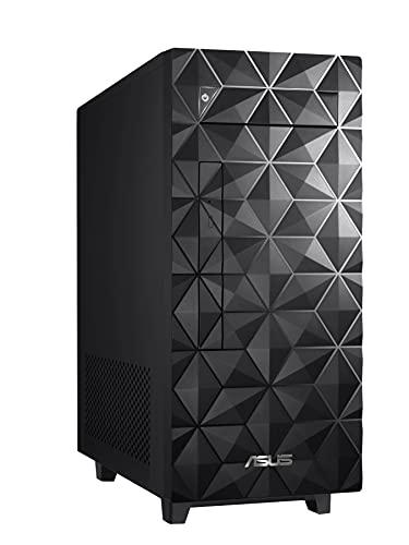 ASUS S340MF-59400F005D - Ordenador sobremesa de 15 L (Intel Core i5-9400F, 8GB RAM, 256GB SSD, NVIDIA GT710-2GB, Endless OS en inglés), Negro