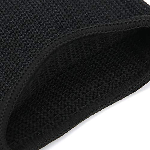 Manga cortada, protección térmica flexible para operación Brazalete de seguridad para montañismo para proteger sus brazos, codos y antebrazos para excursionistas