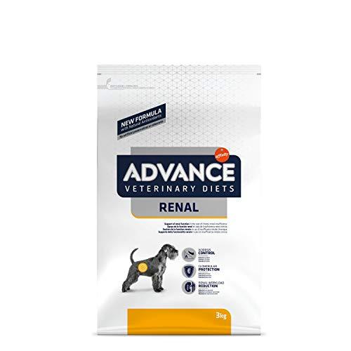 ADVANCE Veterinary Diets Renal - Croquettes pour Chien avec Problèmes Rénaux - 3kg