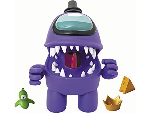 Bizak-  Among Us Mega Figura Pack 1 en Caja Surtido (64116500),  Multicolor