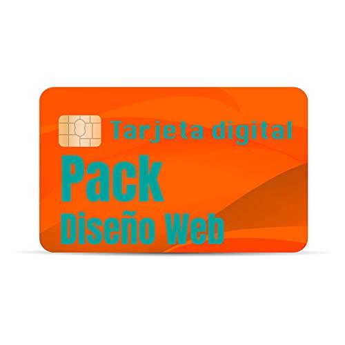 Diseño WebWeb diseñada con Wordpressadaptada a móvilesIncluye hosting, dominio y cuentas de correo en el primer año gratuitosPacks personalizados