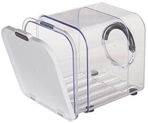 Prepworks by Progressive Bread ProKeeper PKS800 Adjustable Air Vented Bread Storage Container Expandable Bread Holder