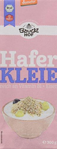 Bauckhof Haferkleie, 6er Pack (6 x 300 g)