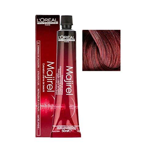L'Oréal Majirel C6,56 Dunkelblond Mahagoni Rot Carmilane/Rubilane, 1er Pack (1 x 50 ml)