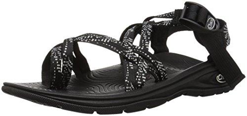 Chaco Women's Zvolv X2 Sandal, dash black, 5