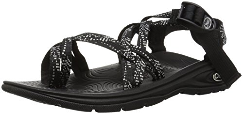 Chaco Women's Zvolv X2 Sport Sandal, Dash Black, 7 Medium US