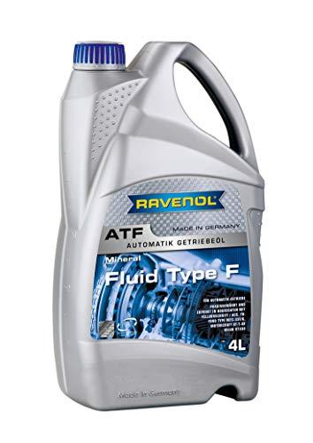 RAVENOL RAV ATF FLUID TYPE F 4L Automatik Getriebeöl, 4 Liter