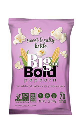 Best Deals! Big & Bold Sweet & Salty Popcorn