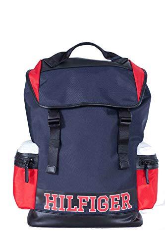 Tommy Hilfiger Varsity Nylon Backpack; 901