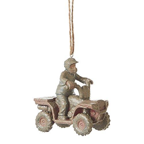 Midwest Muddy ATV Ornament