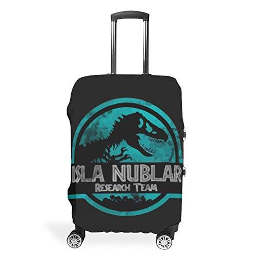 Isla Nublar - Funda protectora para maletas de viaje (apta para maleta de 25 a 27,5 pulgadas)