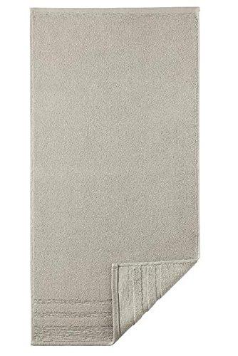 Egeria 29004 Bath Collection Handtuch, Baumwolle, mink, 100 x 50 x 0,4 cm