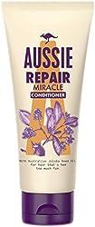 Aussie Repair Miracle Acondicionador 200 ml, Acondicionador Reparación, Para El Pelo Que Se Lo Ha Pa