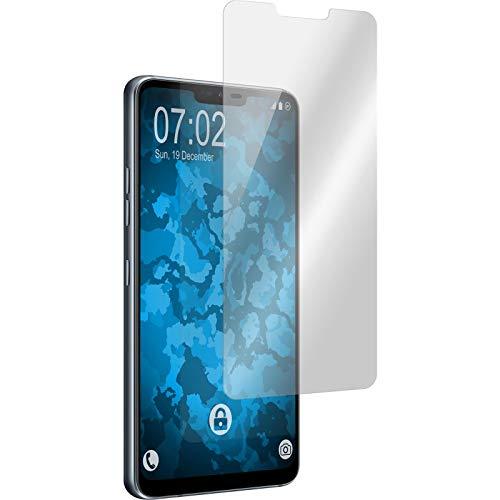 PhoneNatic 6 x Pellicola Protettiva Trasparente Compatibile con LG G7 ThinQ Pellicole Protettive