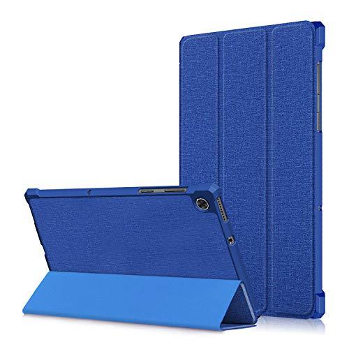 Acelive Funda para Lenovo Tab M10 FHD Plus 10.3 Pulgadas Tablet TB-X606F TB-X606X con Trasera de TPU Suave Auto Sueño/Estela