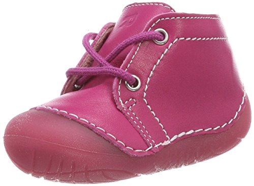 Richter Kinderschuhe Baby Mädchen Richie Sneaker, Pink (Passion), 22 EU