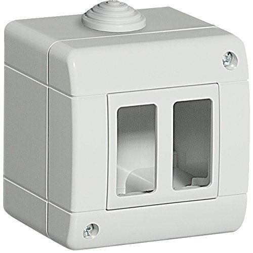 BTicino Kit Magic Idrobox IP40, 2 Plätze