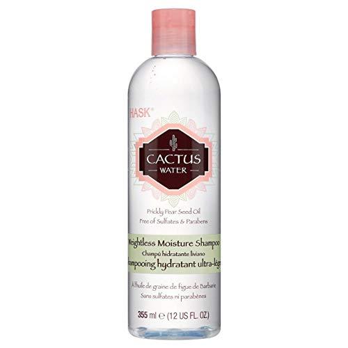 Hask Cactus Wasser Weightless Moisture Shampoo 12 Unzen