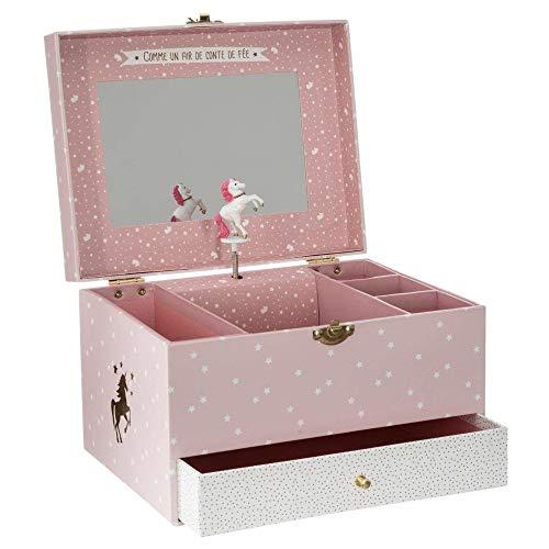 Atmosphera - Caja Musical con Unicornio