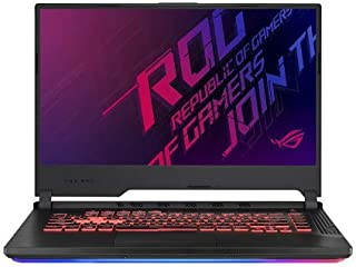 Asus ROG STRIX G G531GT-BQ152T Gaming Laptop (Black) 15.6 inches IPS Laptop - Intel i7-9750H 2.6 GHz, 16 GB RAM, 1024 GB SSD, Nvidia GeForce GTX 1650 4GB, 15.6 inches, Windows 10, Eng-Arb-KB