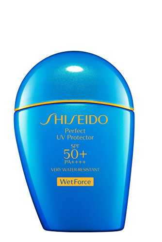 Shiseido Perfect Uv Protector SPF 50 Sunscreen very Water-resistant 50ml