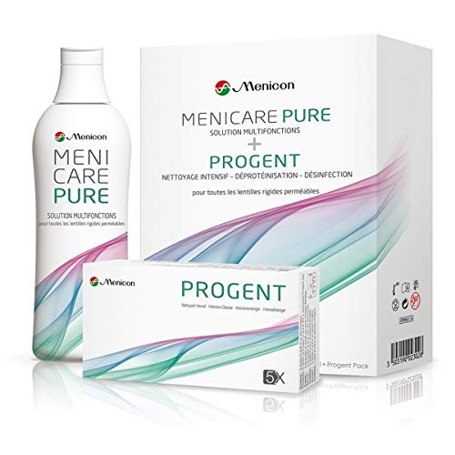 PACK AHORRO - MENICARE PURE (250 ml) & PROGENT LIMPIADOR INTENSIVO