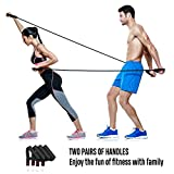 Zoom IMG-2 fitbeast bande elastici fitness fasce