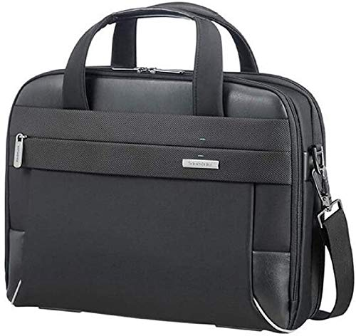 SAMSONITE BAILHANDLE 14.1' (Black) -SPECTROLITE 2.0  Hand Luggage, 0 cm, Black