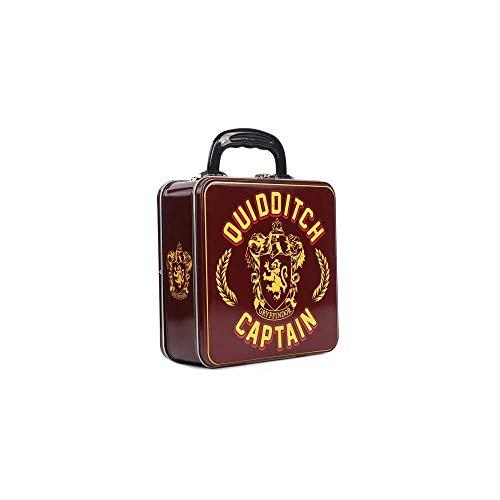 HARRY POTTER Boîte métallique de Quidditch Captain 1