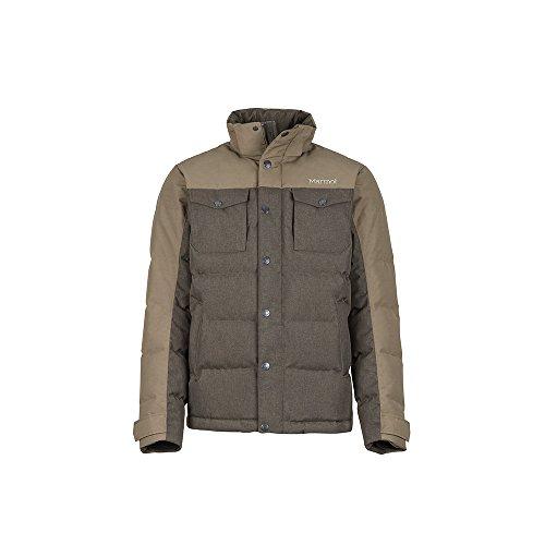Marmot Fordham Jacket Chaqueta De Plumas Aislante, 700 Pulgadas Cúbicas, Abrigo Para Exteriores, Anorak Resistente Al Agua, Resistente Al Viento, Hombre, Cavern, M