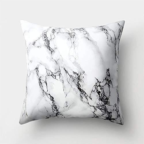 RNXRBB Retro Black White Printed Pillowcase Nostalgic Record Camera Polyester Sofa Cushion Cover Decorations For Home Decor