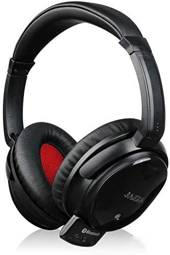 FHW Bluetooth headset, actieve ruisonderdrukking headset computer headset headset kabel bass stereo gokken microfoon koptelefoon