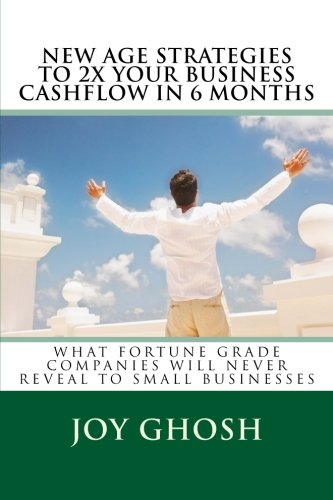 New Age Strategies To 2X Your Business Cashflow in 6 Months: What Fortune Grade Companies Will Never Reveal To Your Small Businesses (What Fortune ... Never Reveal To Small Businesses) (Volume 1)
