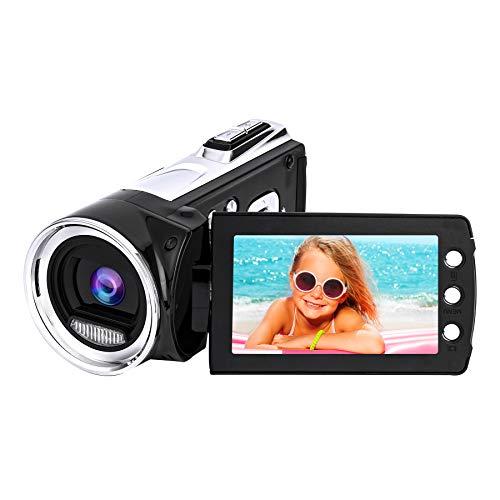 Cámara de Video Digital Heegomn para vlogging de Youtube, Mini videocámara de Video DV 1080p para niños niños Principiantes Adolescentes
