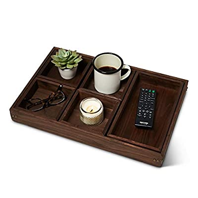 Large Rustic Coffee Table Tray