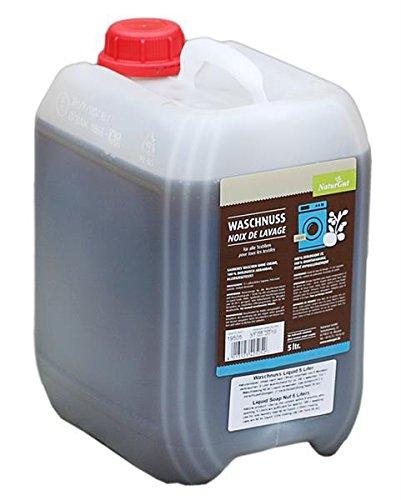 Sapdu Clean - Bidon de 5 l de noix de lavage liquide, lessive naturelle