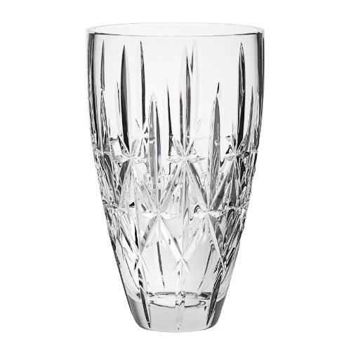 "Marquis Sparkle 9"" Vase by Waterford Crystal"