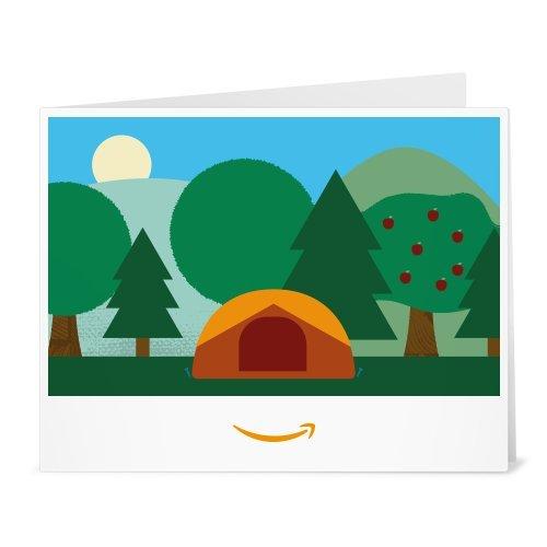 Amazon Gift Card - Print - Summer Scene