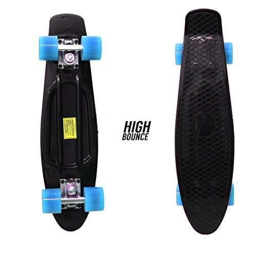 High Bounce Complete 22' Skateboard (Glass)