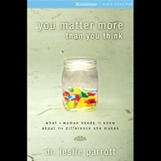 You Matter More Than You Think audiobook cover art
