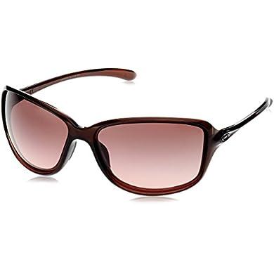 2338bf03ec9aa Amazon.com  Oakley Womens Overtime OO9167-01 Round Sunglasses ...