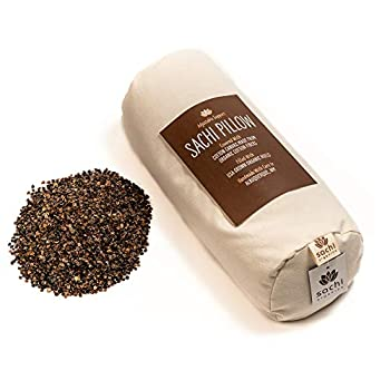 Buckwheat Cylinder Neck Pillow