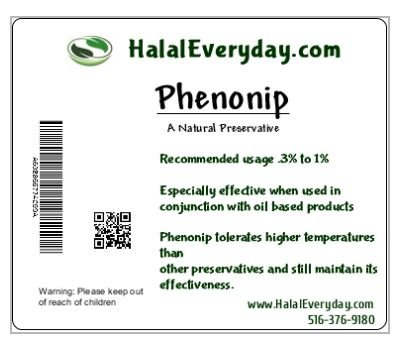 Phenonip – Preservative Used for Lotion, Cream, Lip Balm or Body Butter 2 Oz – Enough preservative to support…