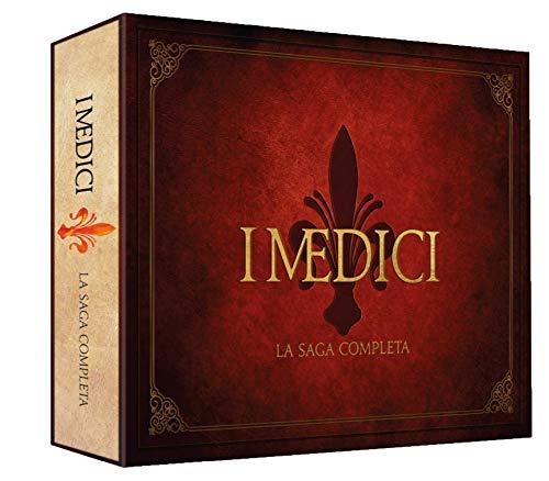 I Medici Le 3 St.Compl. Ltd ( Box 12 Dv) + Booklet + Cartoline + Poste