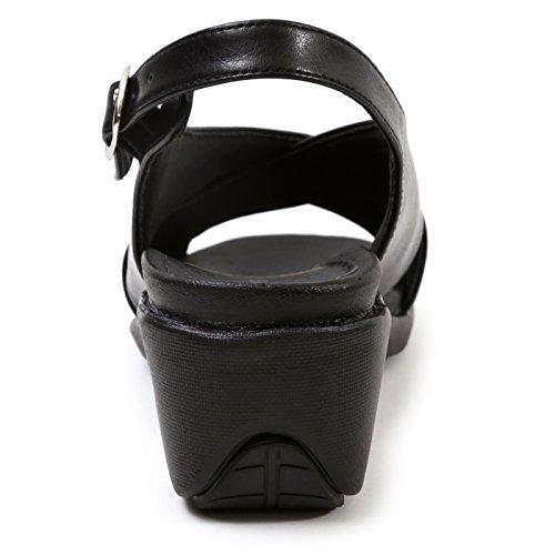 東邦レマックMAGICALSTEPS『-美しく歩こう!美歩行オフィスサンダルクロスデザインオフィスサンダル-5004(magical-5004)』